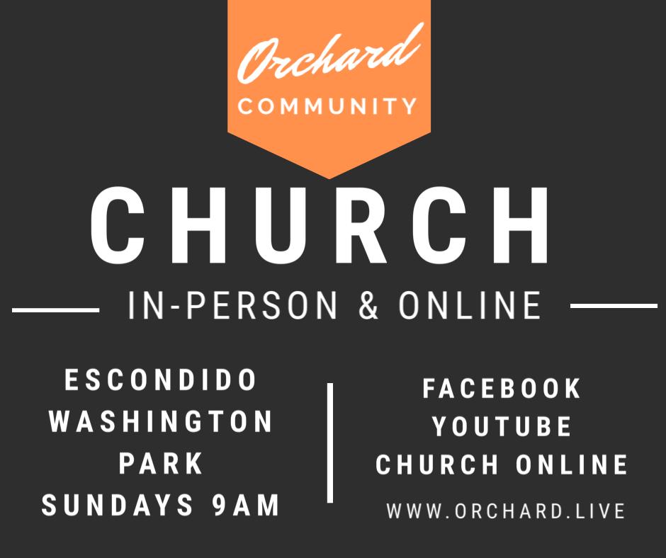Orchard Invite